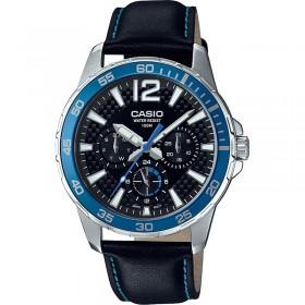 Мъжки часовник Casio Collection - MTD-330L-1A2V
