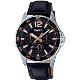 Мъжки часовник Casio Collection - MTD-330L-1A3V