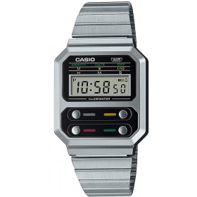 Унисекс часовник Casio VINTAGE - A100WE-1AEF