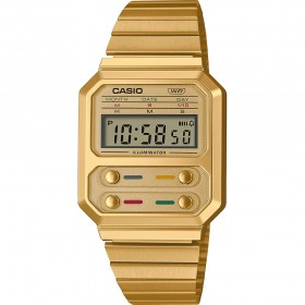 Унисекс часовник Casio VINTAGE ALIEN - A100WEG-9AEF