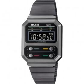 Унисекс часовник Casio VINTAGE ALIEN - A100WEGG-1AEF