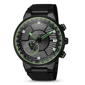 Мъжки часовник Citizen Eco-Drive Satellite Wave GPS - CC3075-80E