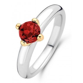 Дамски пръстен Ti Sento Milano - 12126GR/56