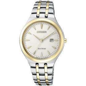 Дамски часовник Citizen Elegance Eco-Drive - EW2494-89B