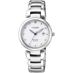 Дамски часовник Citizen Super Titanium Eco-Drive - EW2500-88A
