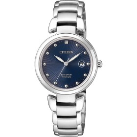 Дамски часовник Citizen Super Titanium Eco-Drive - EW2500-88L