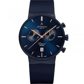 Мъжки часовник Atlantic Seatrend - 65457.43.51R