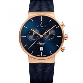 Мъжки часовник Atlantic Seatrend - 65457.44.51R