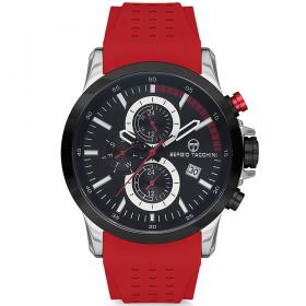 Мъжки часовник Sergio Tacchini Archivio Dual Time - ST.5.155.05