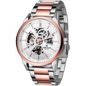 Мъжки часовник DANIEL KLEIN Skeleton - DK11266-1