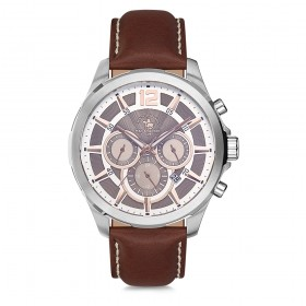 Мъжки часовник Santa Barbara Polo & Racquet Club Noble - SB.7.1127.3