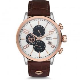 Мъжки часовник Sergio Tacchini City Dual Time - ST.1.136.04