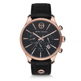 Мъжки часовник Sergio Tacchini City Dual Time - ST.1.132.03