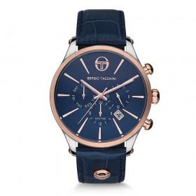 Мъжки часовник Sergio Tacchini City Dual Time - ST.1.132.05