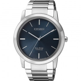 Мъжки часовник Citizen Eco-Drive Super Titanium - AW2020-82L