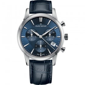 Дамски часовник Claude Bernard Dress Code Lady Chrono - 10231 3 BUIN