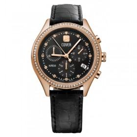 Дамски часовник Cover Aureus Lady Chronograph - Co160.10