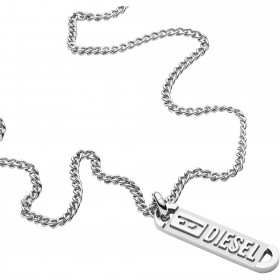 Мъжко колие Diesel SINGLE PENDANT - DX1228040
