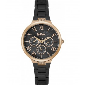 Дамски часовник Lee Cooper Elegance Multifunction - LC06466.450