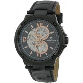 Мъжки часовник DANIEL KLEIN Skeleton - DK11259-3