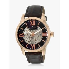 Мъжки часовник DANIEL KLEIN Skeleton - DK11263-2