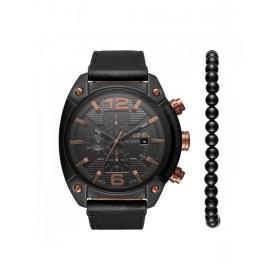 Мъжки часовник Diesel OVERFLOW - DZ4462 + Подарък гривна