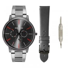 Мъжки часовник Daniel Klein Exclusive - DK11109-3 в комплект с допълнителна каишка