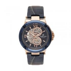 Мъжки часовник DANIEL KLEIN Skeleton - DK11259-1