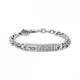 Мъжка гривна Diesel STEEL - DX1225040