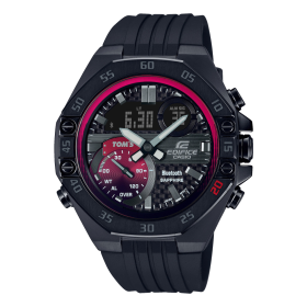 Мъжки часовник Casio Edifice TOM'S Collaboration Limited Edition - ECB-10TMS-1AER