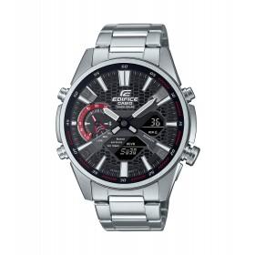 Мъжки часовник Casio Edifice Bluetooth Slim Tough Solar  - ECB-S100D-1AEF