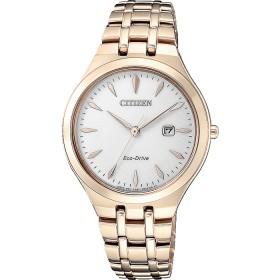 Дамски часовник Citizen Elegance Eco-Drive - EW2493-81B