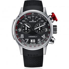 Мъжки часовник Edox Chronorally - 38001 TIN NRO3