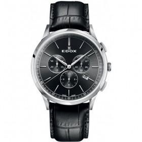 Мъжки часовник Edox Les Vauberts - 10236 3C NIN