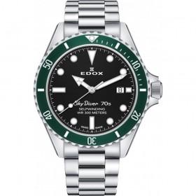 Мъжки часовник Edox Sky Diver Auto - 80115 3VM NN
