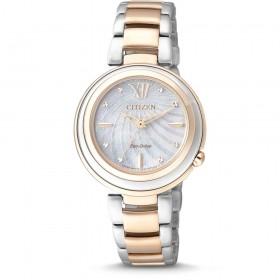 Дамски часовник Citizen Eco-Drive - EM0335-51D