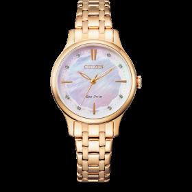 Дамски часовник Citizen Eco-Drive - EM0893-87Y