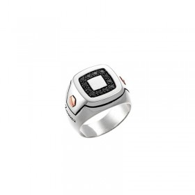 Мъжки пръстен ZANCAN Z – Luxe - EXA017R