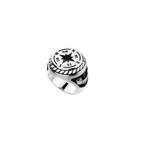 Мъжки пръстен ZANCAN Hi-Tekh - EXA086L