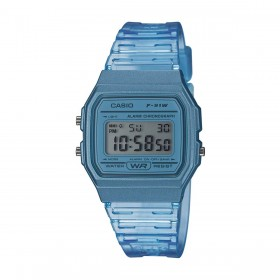 Дамски часовник Casio Collection - F-91WS-2EF