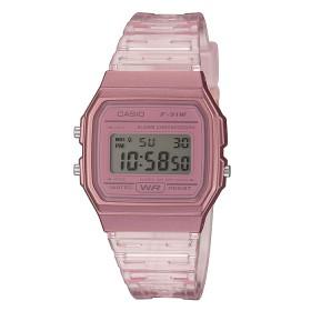 Дамски часовник Casio Collection - F-91WS-4EF