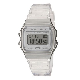 Дамски часовник Casio Collection - F-91WS-7EF