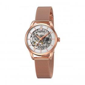 Дамски часовник Festina Skeleton Automatic - F20539/1