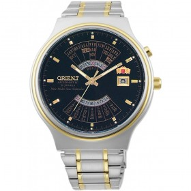 Мъжки часовник Orient MultiYear Calendar - FEU00000BW