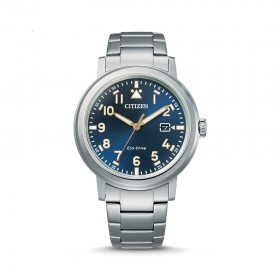 Мъжки часовник Citizen Eco-Drive - AW1620-81L