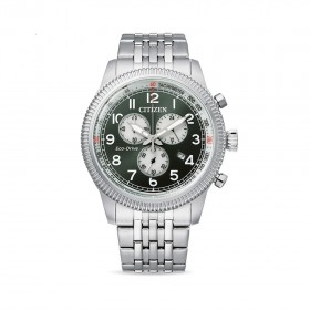 Мъжки часовник Citizen Quartz Chronograph - AT2460-89X
