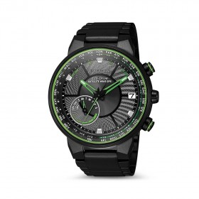 Мъжки часовник Citizen MEN'S SATELLITE WAVE WATCH Eco-Drive - CC3075-80E