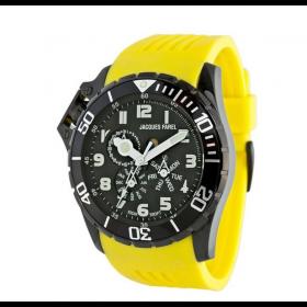 Мъжки часовник Jacques Farel Men - AMB1818-YL