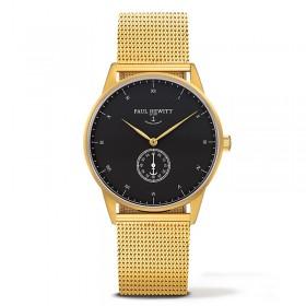 Мъжки часовник Paul Hewitt Signature Line - PH-M1-G-B-4M