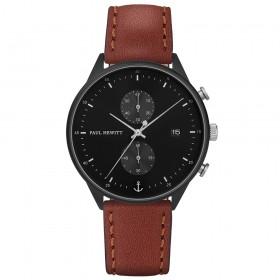 Мъжки часовник Paul Hewitt Chrono Line - PH-C-B-BSS-1M